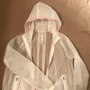 Lululemon Athletica Rain Jacket
